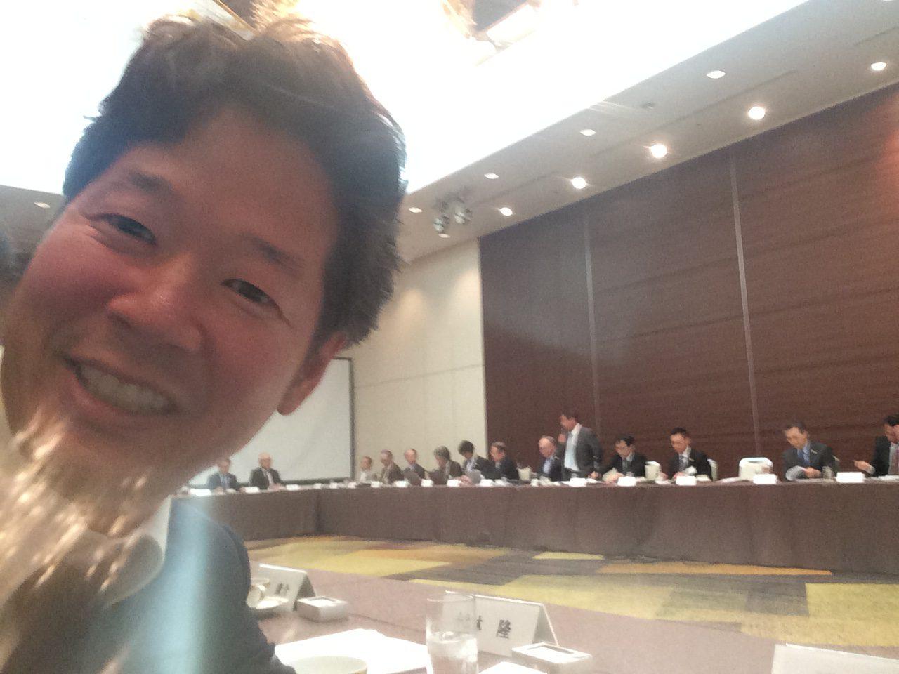 日本顎咬合学会の理事会に参加しました