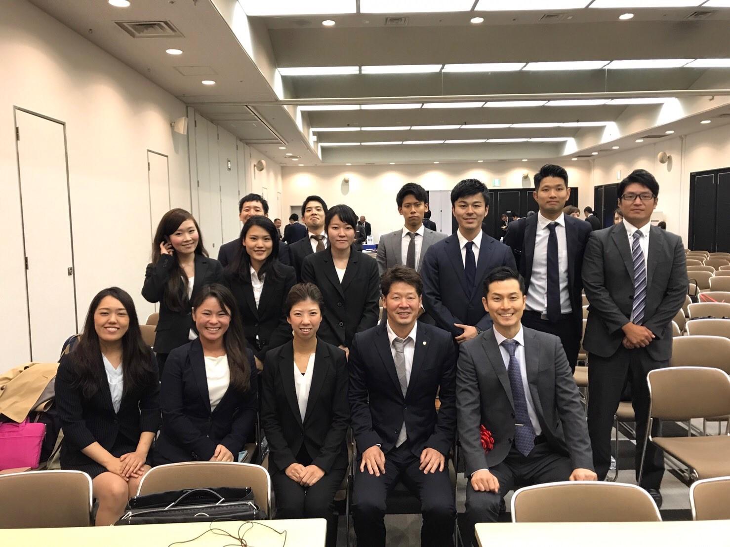 日本顎咬合学会 近畿・中国・四国支部学術大会にて発表をしました