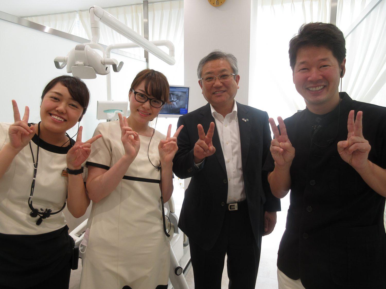 インプラントの勉強会に参加しました(NHK-B)