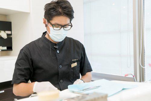 梅田の歯医者 カツベ歯科クリニック