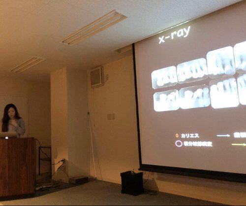 カツベ歯科の衛生士講演
