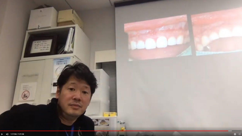 勉強会の様子をYouTubeライブでテスト配信しました