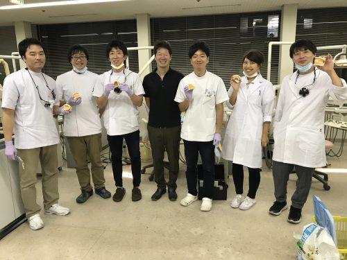 朝日大学への授業