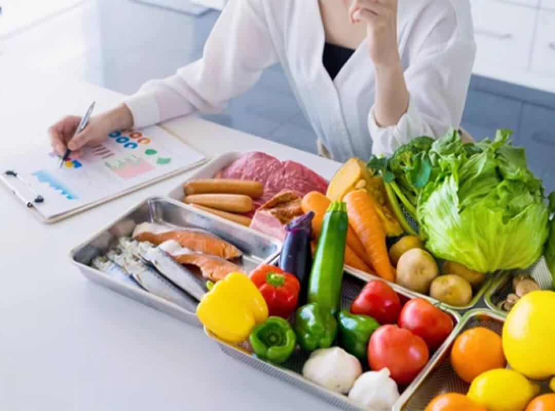 管理栄養士による食育サポート