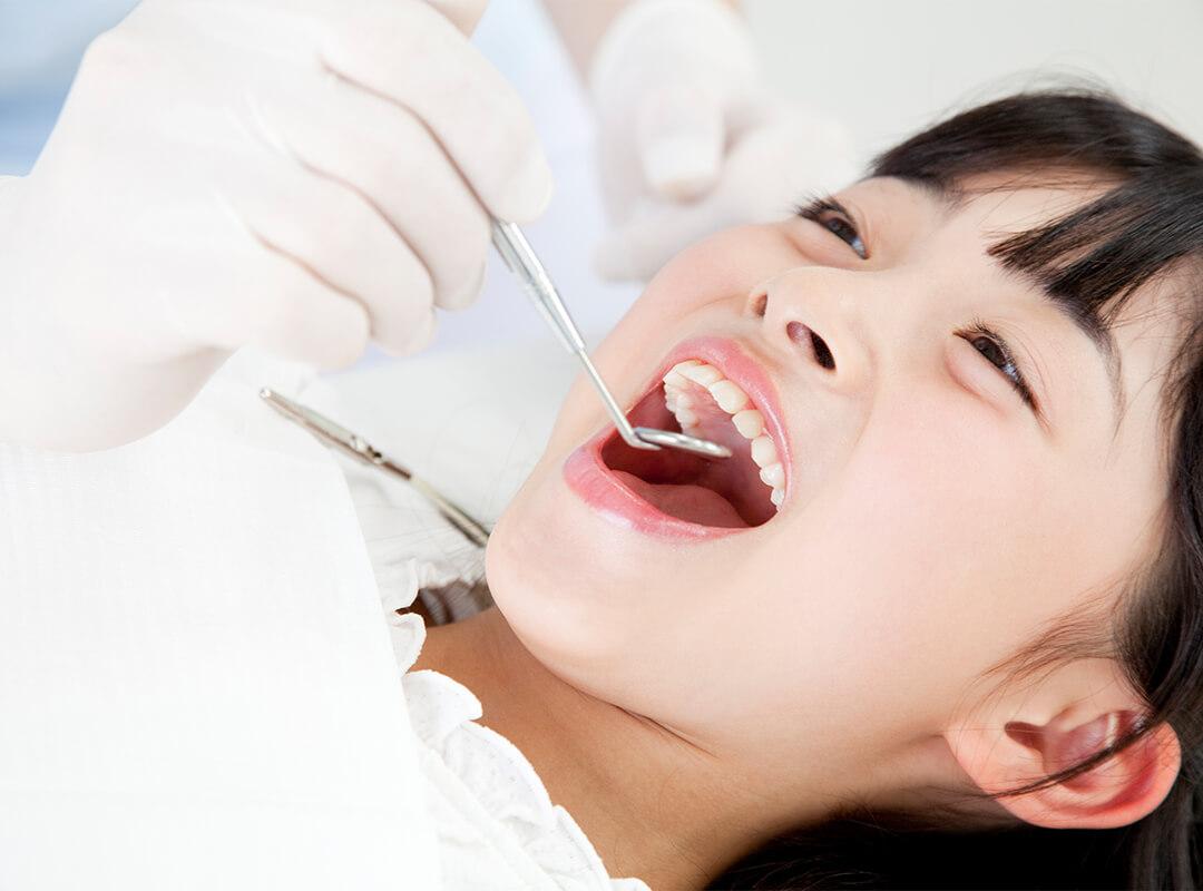 専門的な歯のクリーニング(PMTC)